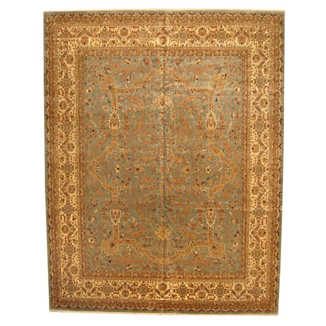 10 X 15 Wool Rug by Indo Knotted Vegetable Dye Bidjar Wool Rug 11 10 X