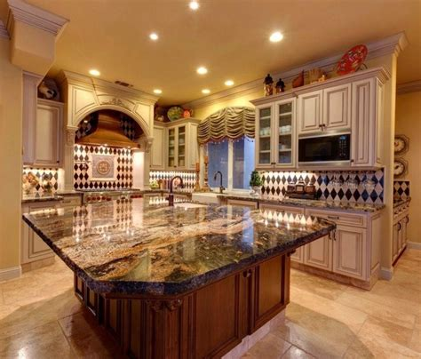 Decorating A Kitchen Island by Amazing Kitchens Traditional Kitchen Other Metro
