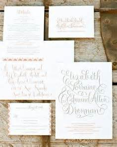 How To Assemble Wedding Invitations Martha Stewart