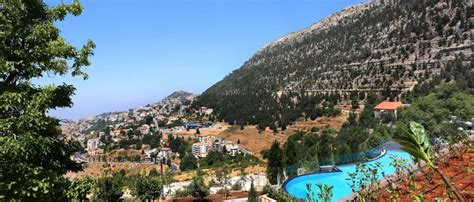 resorts  lebanon mountains propertyfindercomlb blog