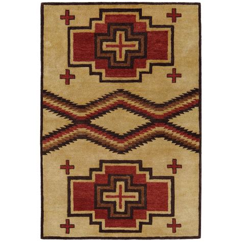 southwest rugs 9 x 12 san miguel rug lone