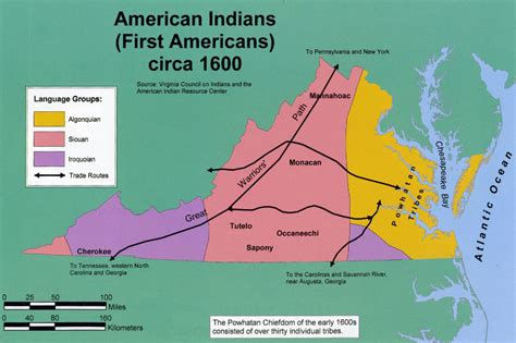 different virgina native american land claims in virginia