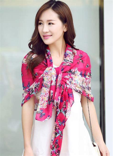 Pashmina Chiffon 4 scarf chiffon shawl scarves pashmina shawl wrap