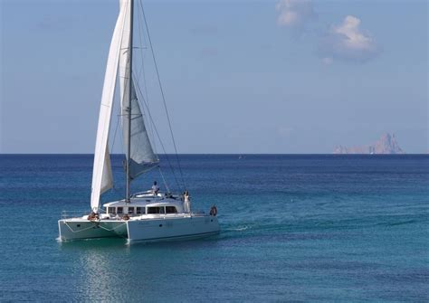 catamaran sailing from start to finish pdf rent lagoon 440 atlantis ibiza and formentera