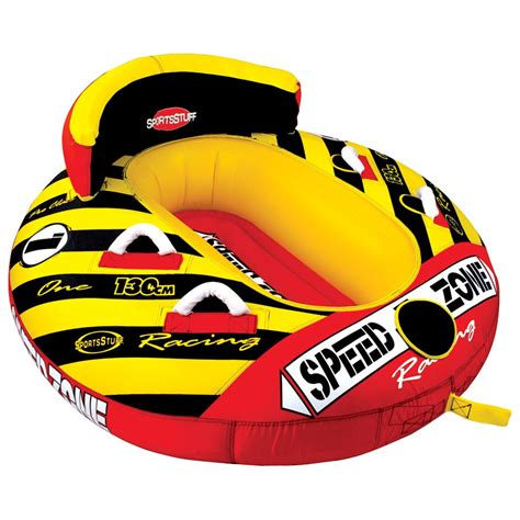 speed zone boat sportsstuff 174 speedzone 1 towable 125532 tubes