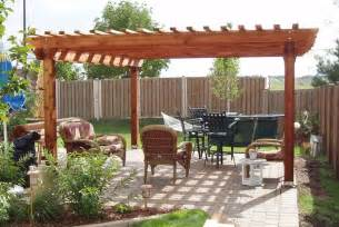 Free Standing Pergola On Patio by Benefits Free Standing Wooden Pergola Garden Landscape