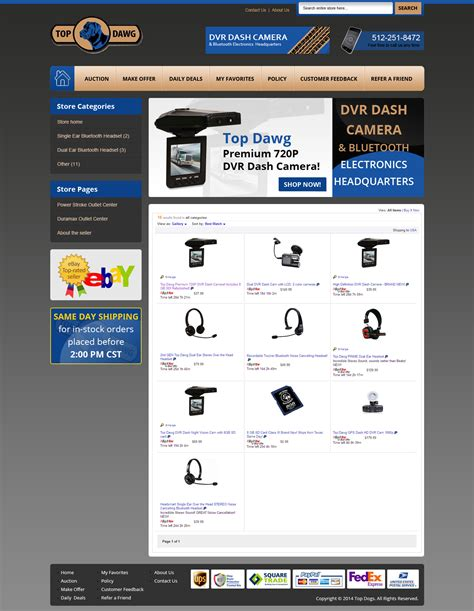 Home Designer Suite 2015 Ebay Ebay Storefront Product Listing Template For Electronic