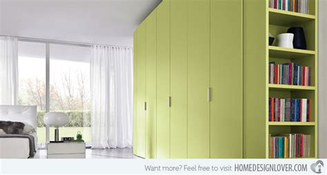 Bedroom Wardrobe Colors by 15 Bedroom Wardrobe Cabinets Of Different Colors Fox