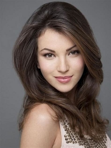 hairstyles and colors for long hair 2013 brunette hair color trends
