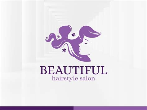 Beautiful Hair Salon Logo Template By Alex Broekhuizen Hair Salon Logos Templates