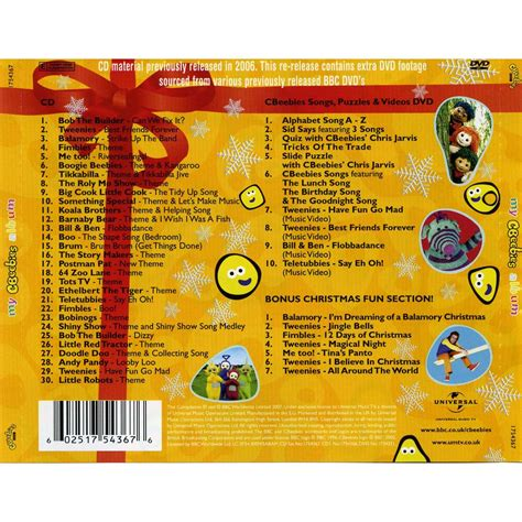 Cbeebies: Christmas Edition - mp3 buy, full tracklist