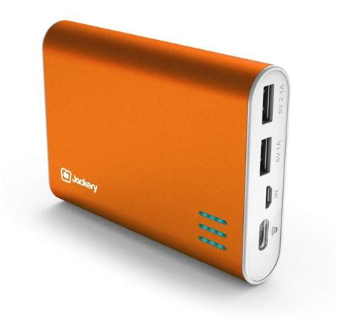 Power Bank Jackery deal get a 12 000 mah jackery external battery for 29 95 100 00 on