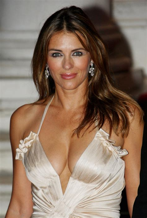 celebrity biography documentary elizabeth hurley profile bio hot pictures hot photos
