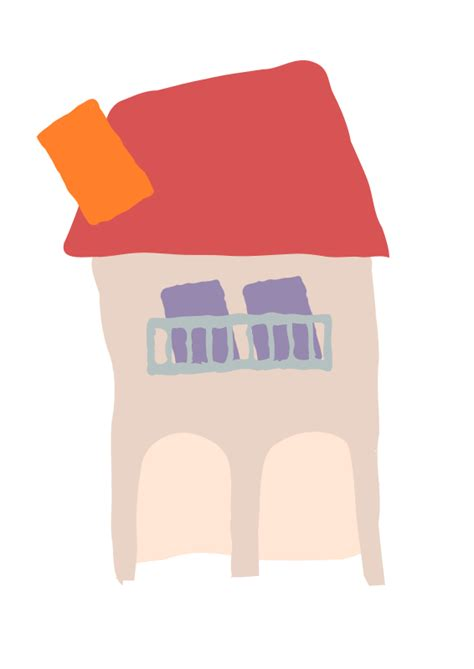 bytes crooked houses clipart crooked house 4