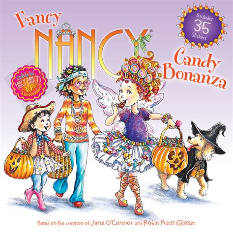 fancy nancy oodles of kittens books fancy nancy bonanza by o connor illustrated