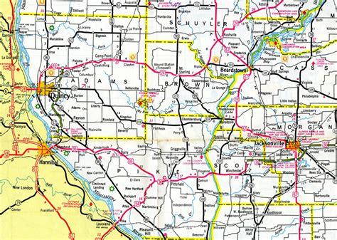 Il Search Interstate Guide Interstate 172 Illinois