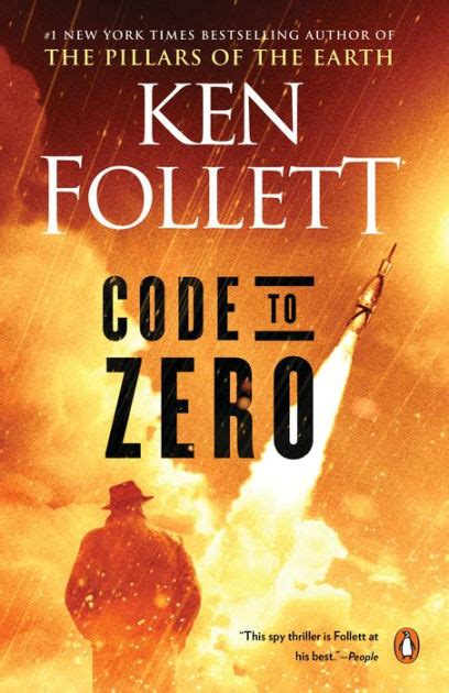code to zero code to zero by ken follett paperback barnes noble 174