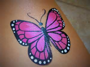 butterfly pictures to paint how to paint a butterfly easy step by step living