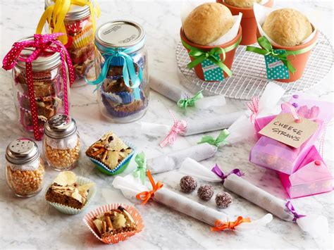 edible holiday gifts kids can make food network