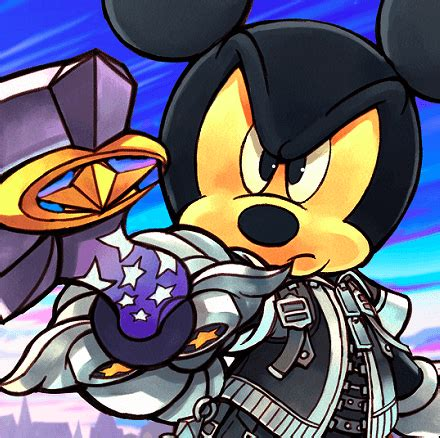 kingdom hearts union x[cross] debuts limited time game