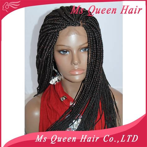 long micro braided wigs micro braided lace wigs short hairstyle 2013