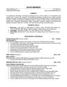 Combat Engineer Resume by Meinsen David Resume