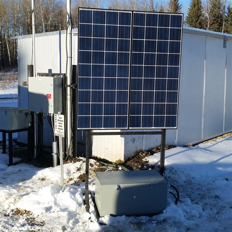 eliminator solar air compressor caron controls