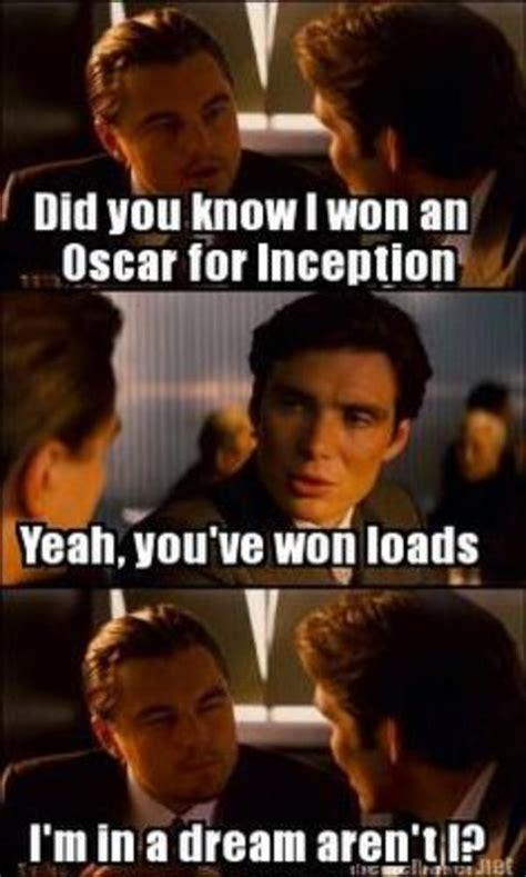Leonardo Dicaprio No Oscar Meme - it s just a dream leonardo dicaprio gets snubbed by