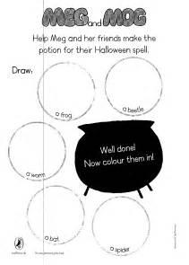 Meg And Mog Halloween Spell Scholastic Kids Club