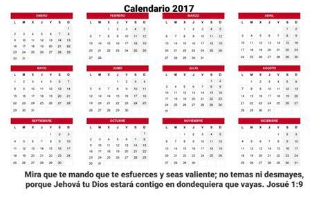 Calendario Cristiano Calendario 2017 Cristiano Con Todos Los Meses Imagenes
