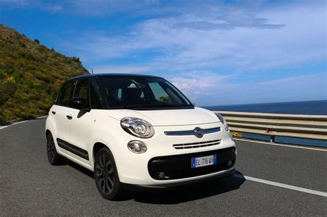 price of new fiat new fiat 500l prices announced
