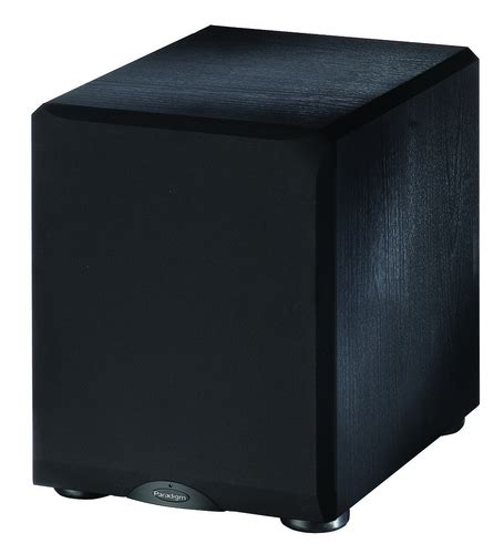 Home Theater Fuze Avs 3100 paradigm dsp 3100 subwoofer the listening post christchurch and wellington