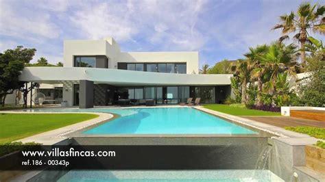 modern villas marbella villas for sale in marbella for sale contemporary villa front line beach marbella los
