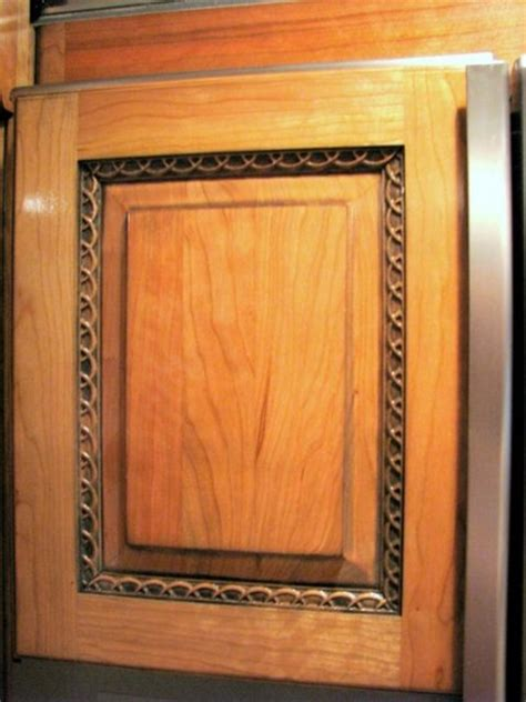Wood Carved Cabinet Door Moulding Half Rings Cabinet Door Trim