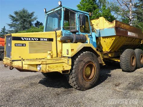volvo site used volvo a 25 site dumpers year 1986 for sale mascus usa