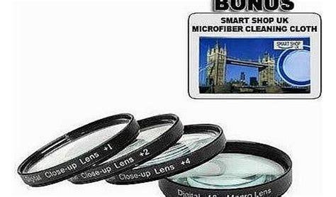 b w macro lens close up 10 52mm