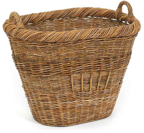 country baskets country rattan collectors basket country