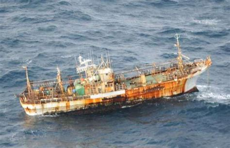fishing boat lost in japan tsunami reaches canada earth - Japanese Fishing Boat From Tsunami