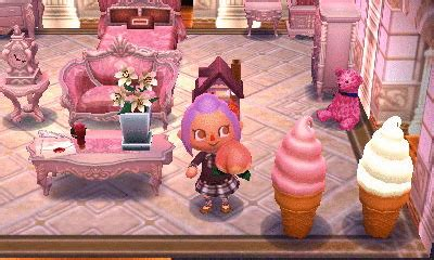 how to get the rococo set ib acnl peachpit crossing