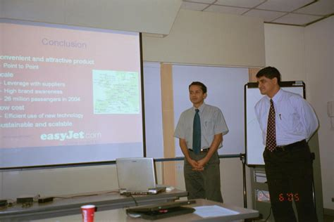 Cook Singapore Mba Eligibility by Cook Singapore Class Presentation