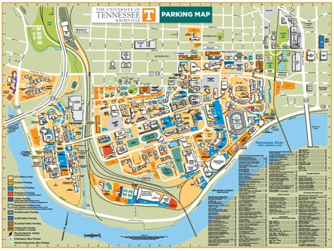 Utk Finder Maps Parking Transit Services