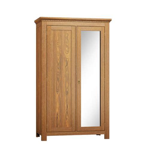 schrank mit spiegel schrank 2 t 252 rig mit spiegel klassisch massiv aus holz
