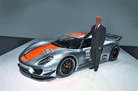 porsche 918 rsr concept world premiere for porsche 918 rsr coupe concept at