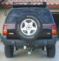 spare tire carrier jeep owners
