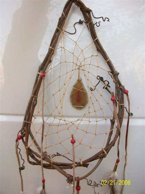 Handmade American Dreamcatchers - ooak handmade traditional american by