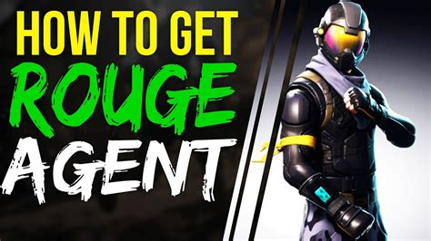 fortnite rogue fortnite battle royale how to get rogue skin starter