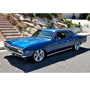 1967 Chevrolet Chevelle SS Twin Turbo  Red Hills Rods And