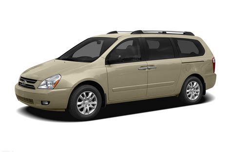 Kia Sedona Pictures 2010 Kia Sedona Price Photos Reviews Features