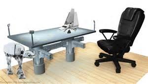 star wars desk star wars desk dave s geeky ideas