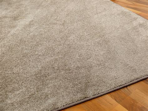 teppiche naturfarben hochflor velours teppich triumph taupe in 24 gr 246 223 en